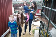 Pony Parties at The Farm at Gardner Village | Birthday Party Ideas | Kids Activities