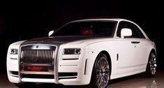 Rolls Royce Ghost Mansory by Rolls Royce Phantom, Rolls Royce Wraith, Lamborghini Aventador, Ferrari, Bentley Rolls Royce, Rolls Royce Cars, Porsche 911 Targa, Classic Trucks, Classic Cars