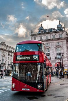 Piccadilly Circus, London, England.