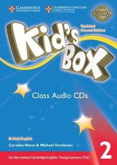Kid's Box, Level 2: British English - Class Audio Cds