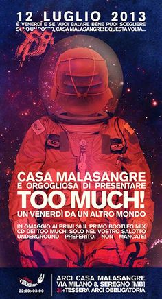 Too Much!