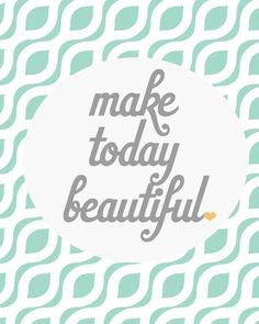 Everyday should be beautiful! #beauty #quotes #lapeerbeauty