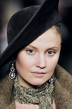 Ralph Lauren Fall 2009 Ready-to-Wear Collection Photos - Vogue