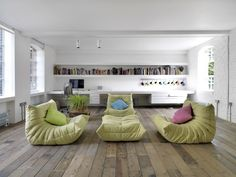 Bermondsey Loft by Form Design Architecture