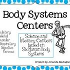 Body Systems Centers - Teach your students about six major body systems with these hands-on literacy based science centers.  The final center brings all of the systems to...