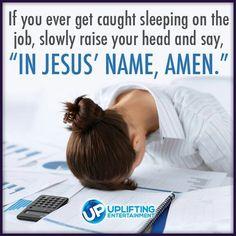Jesus humor