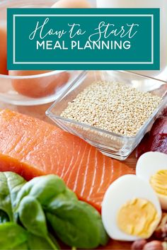 Meal planning and prepping can save a ton of time and money... or so you've been told. But how do you get started? Check out this article for tips on how to start meal planning.