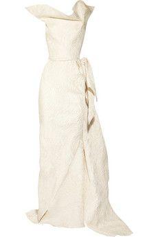 Roland Mouret- pretty gown