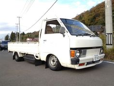 日産 バネットトラック Nissan Patrol, Mini Trucks, S Car, Pickup Trucks, Old Cars, Motor Car, Custom Cars, Cars And Motorcycles, Recreational Vehicles