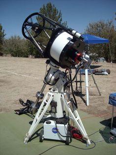 Catadioptric - Ritchey-Chretien Truss Telescope