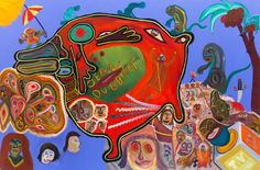 Bjarne Melgaard, New York based Norwegian artist