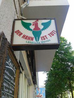 Kurczak po berlińsku.