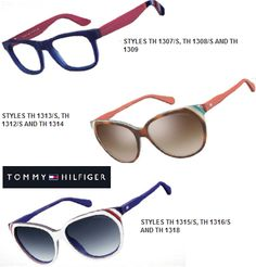 """Tommy Hilfiger introduces Spring/Summer 2015 Eyewear Collection  """"The collection of sunglasses and optical frames for men and women reflects the relaxed vibe and youthful spirit of the Tommy Hilfiger brand."""" More on Fashion: http://eyezonemag.com/fashion.html #TommyHilfiger #Safilo #eyewear #sunglasses #opticalframes #fashion #EYEZONE"""