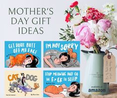 Mother's Day Gift Ideas for the Crazy Cat Lady