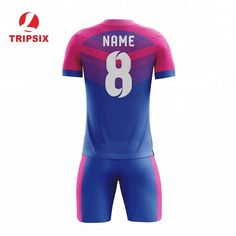 Source Wholesale Sublimation Printing Cheap Thai Quality Custom Soccer  Jersey on m.alibaba.com 99b156135