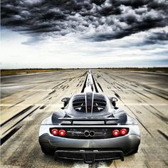 The Incredible Hennessey Venom GT!