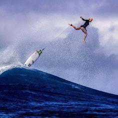 #Surf Life: cbssurfer: Tatiana Weston-Webb… fly away with...