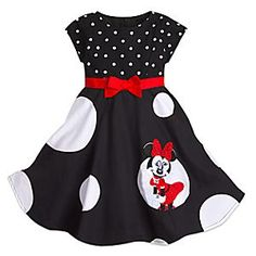 Authentic Disney Parks Minnie Mouse Dress Girls size XS Fully lined plus there is tulle around botto Minnie Dress, Minnie Mouse Costume, Mickey Mouse, Toddler Girl Style, Toddler Dress, Disney Dresses, Girls Dresses, Little Girl Fashion, Kids Fashion