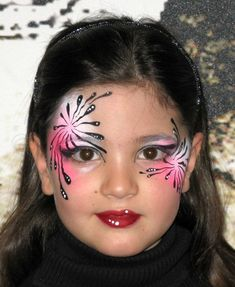 eye facepaint | face painting make up