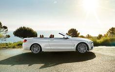 #BMW Bmw Convertible, Bmw 4 Series, Dream Cars, Badass, Clouds, Sky, Live Life, Freedom, Heart