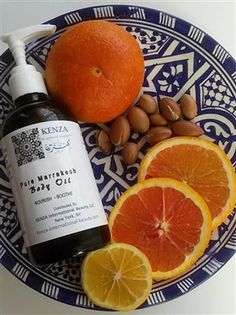 KENZA Pure Marrakech Body Oil Argan oil & Orange Blossom