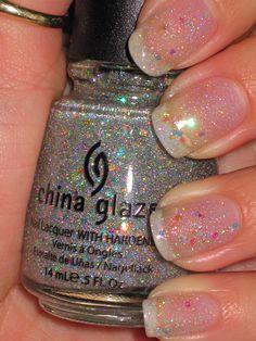 China Glaze Shooting Stars