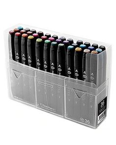 Touch Twin Marker 36er Set