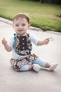 Baby Tuxedo Dress