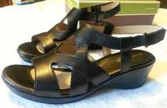 Check out New Naturalizer Tanner Black Sandals size 10 #Naturalizer #Strappy http://www.ebay.com/itm/-/141385746596?roken=cUgayN via @eBay