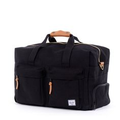Quality has it's price :( Hershel Supply Co. duffel bag with shoe compartment made of 20oz canvas. $149