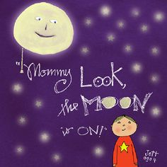 The Moon Is On from LittleHoots for $22.00