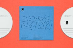 Restate Productions by Karol Bednarczyk, via Behance