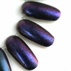 Handmade Gifts | Independent Design | Vintage Goods Handmade Nail Polish - Nightshade - New Arrivals