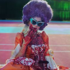 Flesh without Blood/Life in the Vivid Dream GRIMES