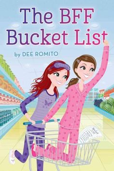 When best friends Skylar and Ella begin to drift apart, they try to fix their friendship by creating the ultimate BFF Summer Bucket List in this funny and heartfelt M!X novel. Skylar and Ella have bee