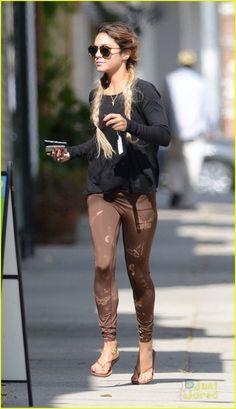 Vanessa Hudgens Returns To Pilates After Girl's Weekend in Miami | vanessa hudgens pilates after tisdale wknd 04 - Photo