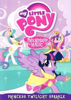 Tara Strong & Ashleigh Ball & Jayson Thiessen-My Little Pony, Friendship is Magic: Princess Twilight Sparkle