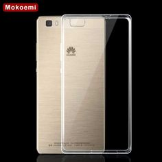 "Mokoemi Ultra Thin Slim Clear Soft TPU 5.0""For Huawei Ascend P8 Lite Case For Huawei Ascend P8 Lite 2017 Phone Case Cover-in Fitted Cases from Cellphones & Telecommunications on Aliexpress.com 