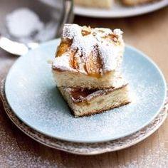 #236451 - Peach Vanilla Sponge Cake Recipe