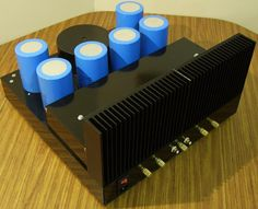 Jean Hiraga Super Class-A Amplifier
