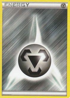 10 x Steel Pokemon Basic Energy Card Lot Grey Metal for Deck Building