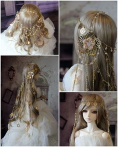 My hand made accessories by FH666, via Flickr