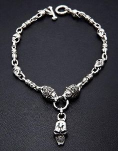 Sterling Silver 23mm Bicycle with 7.5 Charm Bracelet Jewels Obsession Bicycle Pendant