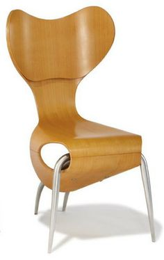 Ron Arad - 'Empty' chair, 1993