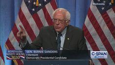 Senator Bernie Sanders Delivers Remarks on Democratic Socialism University Of Washington, South Bend, Us History, Foreign Policy, Socialism, Presidential Candidates, Bernie Sanders, George Washington