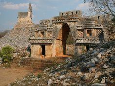 Labna Mayan Ruins - Mexico