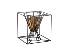 Boo Fire Basket — ACCESSORIES -- Better Living Through Design.com