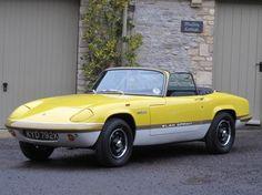 1972 Lotus Elan | Classic Driver Market