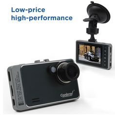 Conbrov T89 HD Dash Cam Car Video Camera Dashboard Driving Recorder with 2.7in LCD Screen and 140 Wide Angle lens. Slim size with Super light, perfectly attach with car and no shaking effect. Super clear video resolution with 2.7 inch screen and Full Glass 140 degree super wide angle lens. MEMORY & LOOPED RECORDING: This Conbrov Dash Cam supports up to 32GB high-capacity via TF Card. It's Looped Recording Feature ensures you continue recording without ever missing a second! You will not…