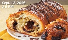 Get a Free Mini Chocolate Croissant! Were giving them away at participating locations next Tuesday September 13. Stop by between 2-5 pm to get yours!   Free Mini Chocolate Croissant at Au Bon Pain